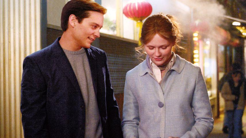 """Tobey Maguire und Kirsten Dunst in """"Spider-Man 2"""""""
