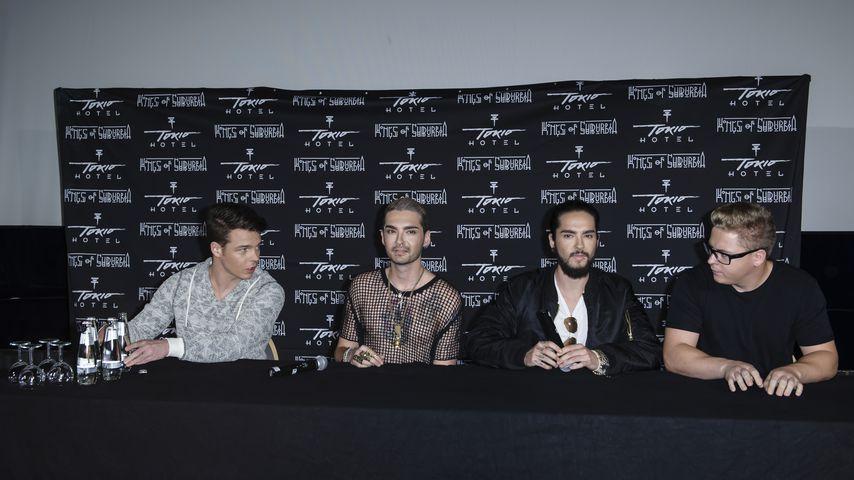 Überraschung: Tokio Hotel besuchen Heimatstadt Magdeburg!