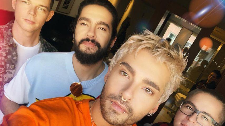 Tokio Hotel im Februar 2019