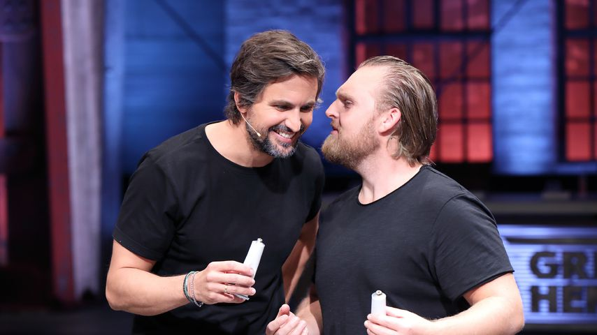 Tom Beck und Axel Stein, 2019