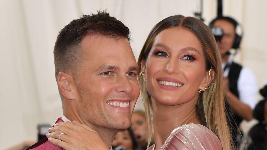 Tom Brady und Gisele Bündchen im Mai 2019