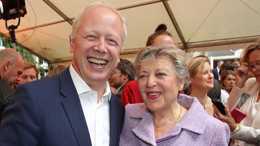 Tom Buhrow und Marie-Luise Marjan in Köln, 2018