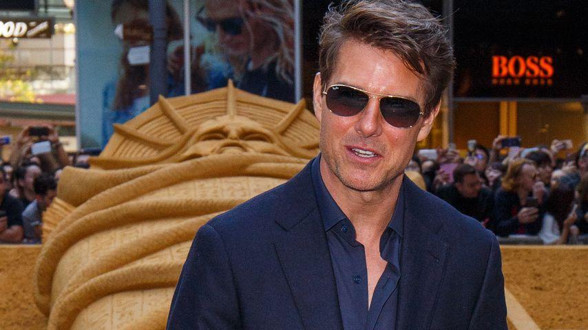 """Tom Cruise bei der Premiere von """"Die Mumie"""" in Sydney"""