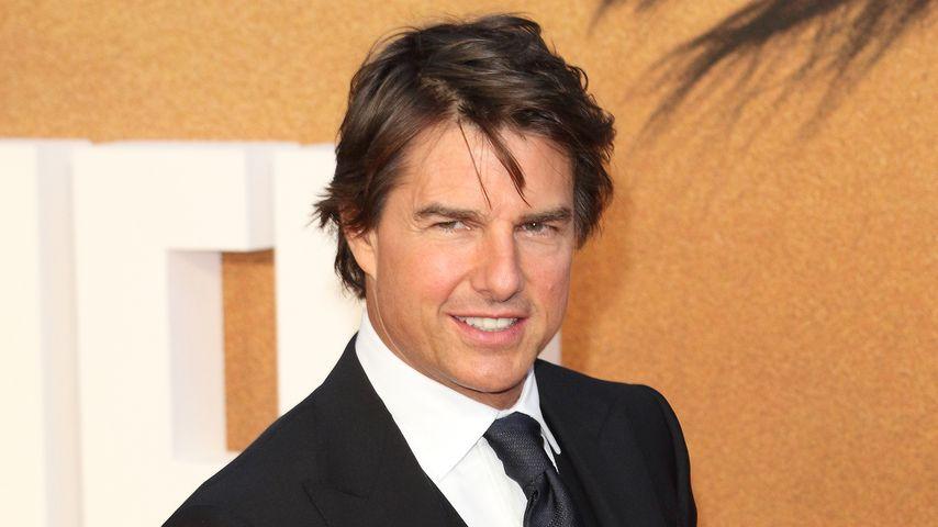 Hollywood-Glanz in Berlin: Tom Cruise kündigt XL-Premiere an