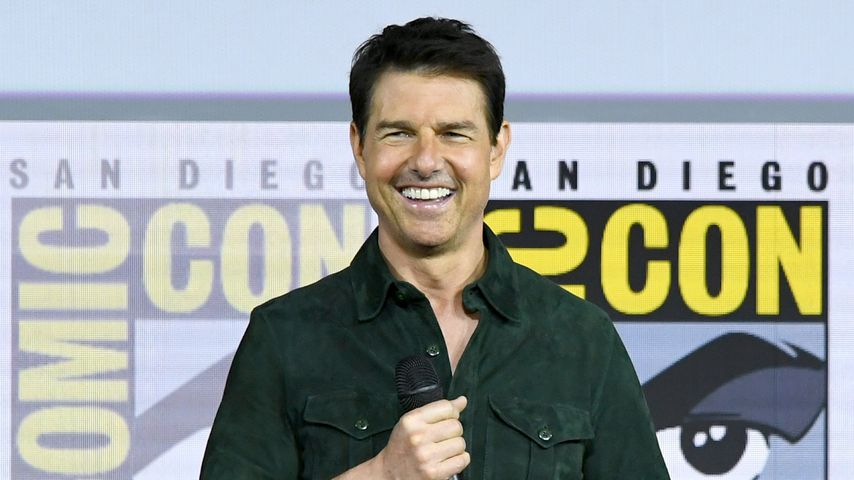 Tom Cruise auf der Comic-Con in San Diego, 2019
