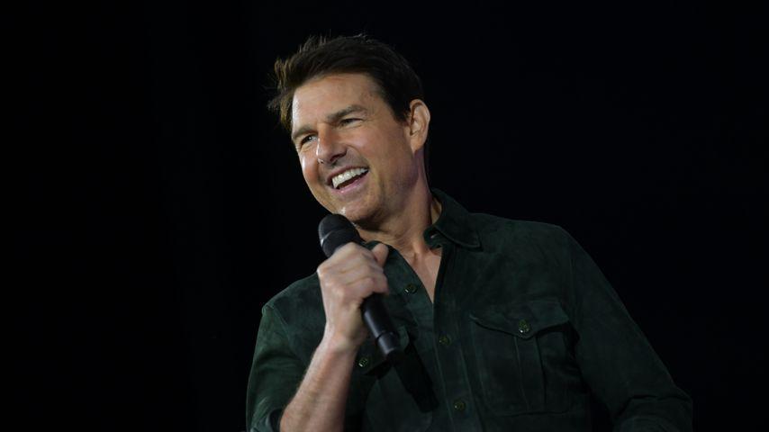 Tom Cruise im Juli 2019