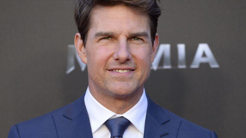 Für Film-Stunt: Tom Cruise sprang über 100 Mal aus Flieger