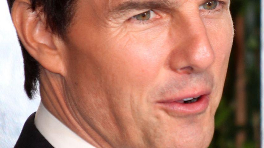 Nanu? Tom Cruise konnte sein Essen nicht bezahlen