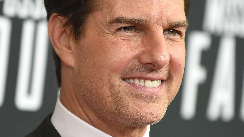 Tom Cruise, 2018
