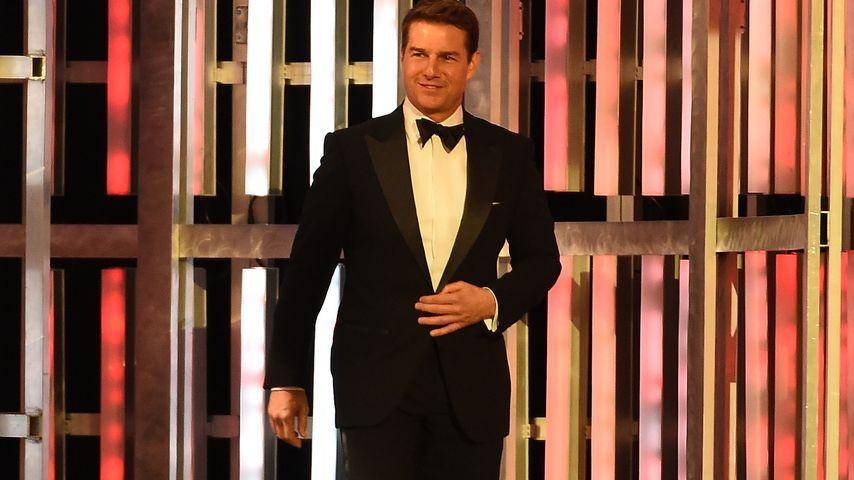 Auf knackiger Mission: Tom Cruise (53) altert nicht!