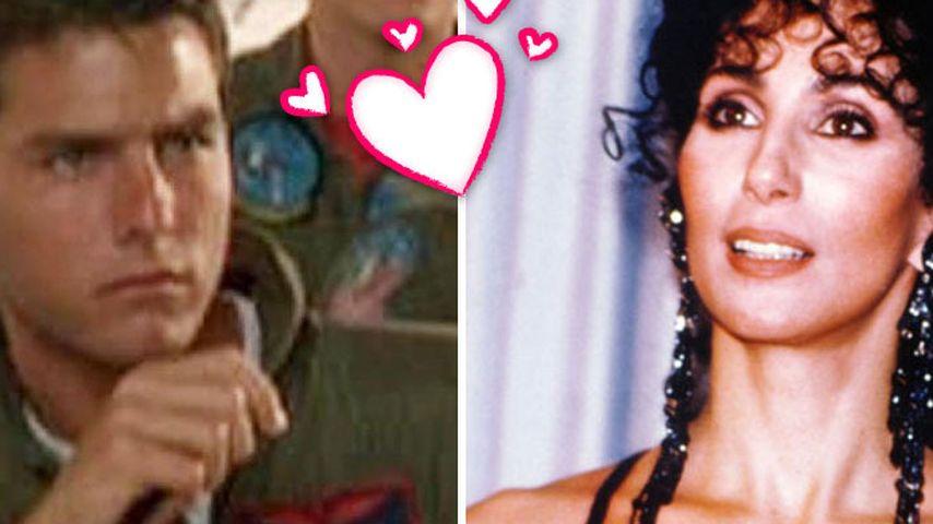 VIP-Liebe: Tom Cruise & Cher waren mal ein Paar!