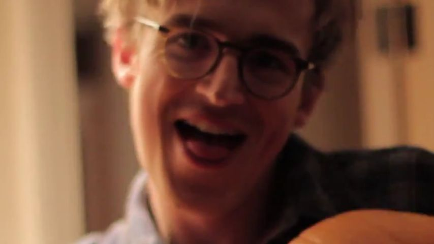 Süßes Video! So feierte McFly-Sänger Baby-News