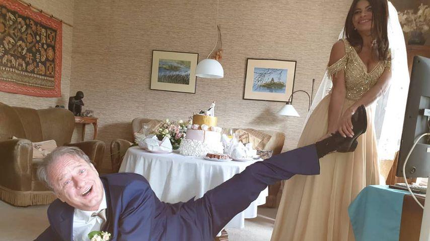 """""""Hausmeister Krause""""-Star Tom Gerhardt hat geheiratet!"""