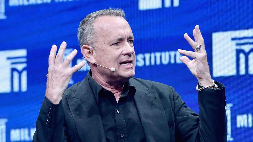 Schwere Krankheit: Tom Hanks gibt sich selbst die Schuld