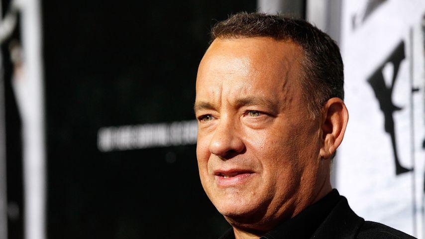 Geheimer Düsseldorf-Dreh: Tom Hanks im Keller