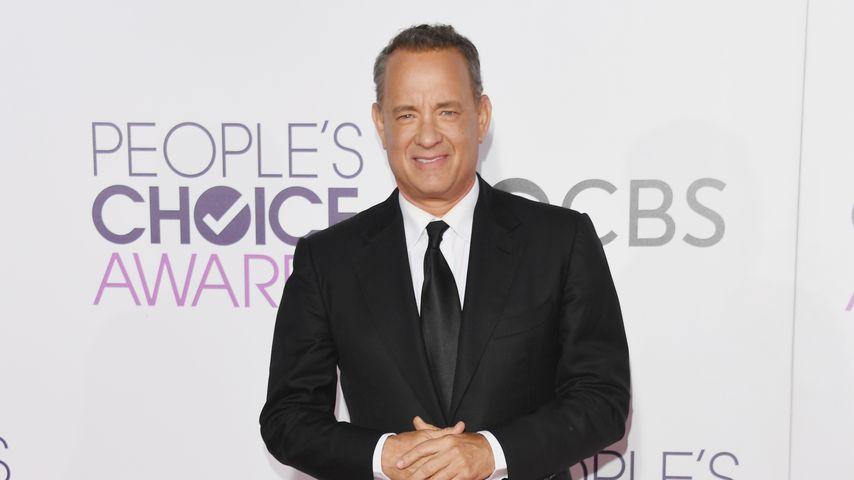 Tom Hanks bei den People's Choice Awards 2017