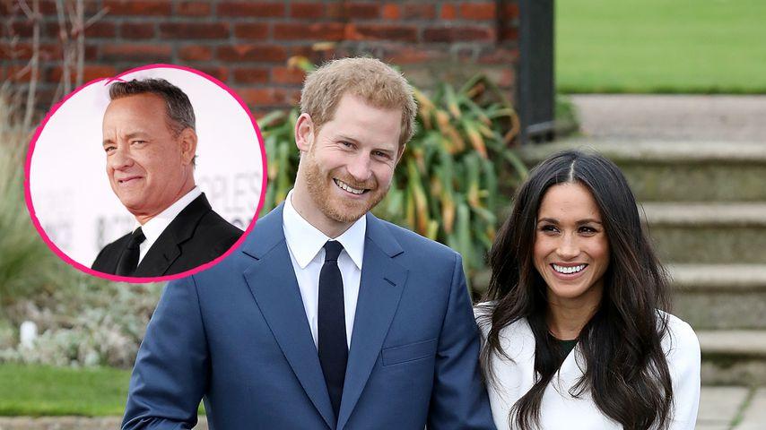 Werden Prinz Harry und Meghan etwa bald Tom Hanks' Nachbarn?