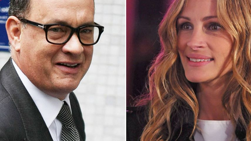 Tom Hanks haute Julia Roberts vom Hocker!