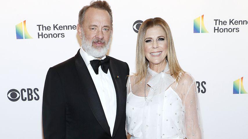 Tom Hanks und Rita Wilson im Dezember 2019