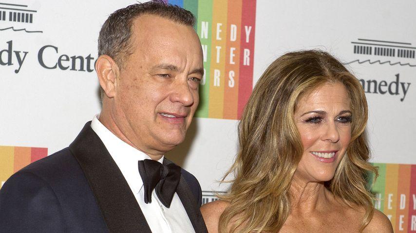 Abfuhr! Bei dieser Frau versagte Tom Hanks' Charme