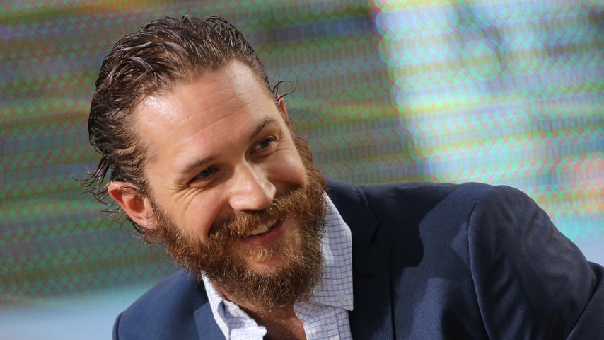 Tom Hardy beim 65. Filmfestival Cannes am 18. Mai 2012