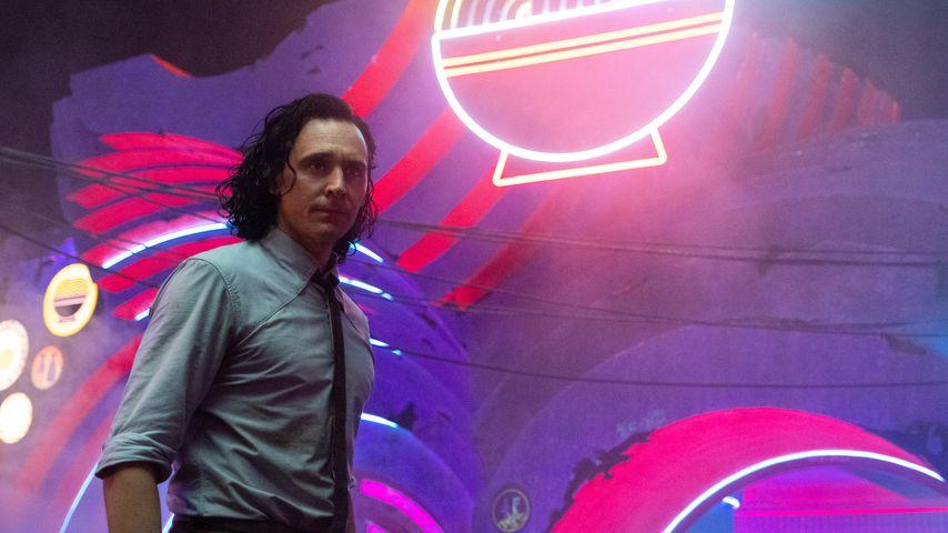 """Szene aus der Serie """"Loki"""""""