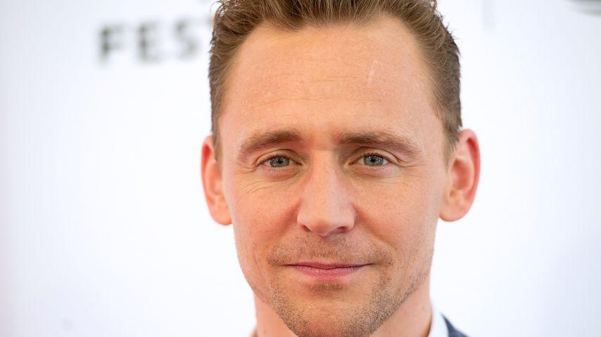 Tom Hiddleston auf einem Event