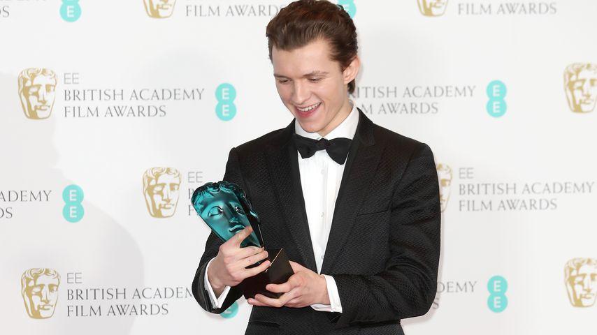 Tom Holland auf den BAFTA-Awards 2017