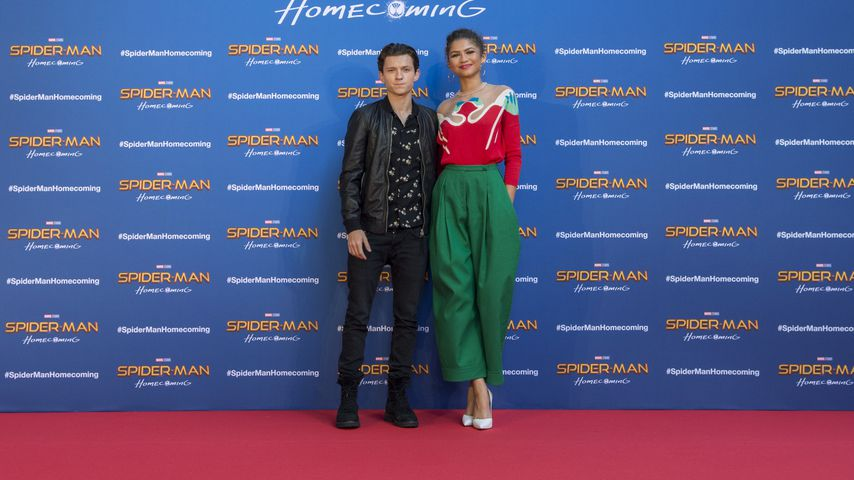 Tom Holland und Zendaya Coleman