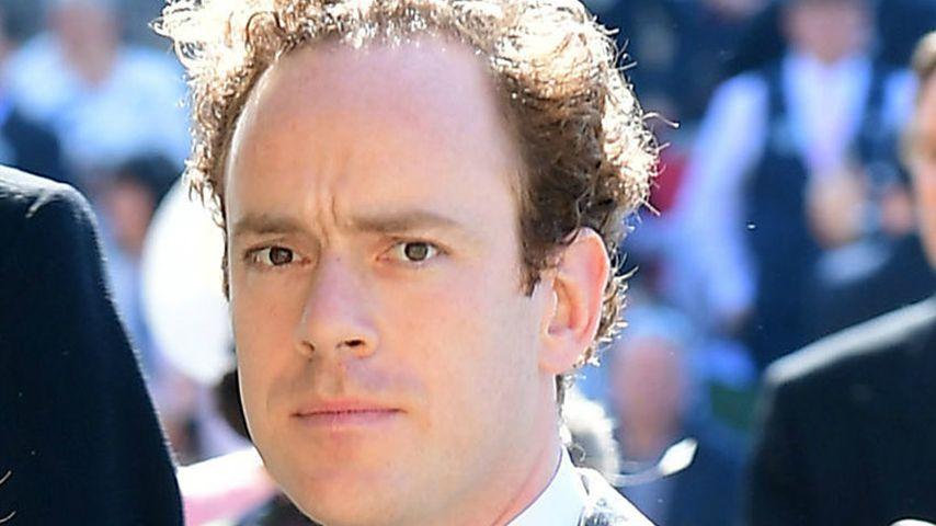 Tom Inskip, Prinz Harrys Freund
