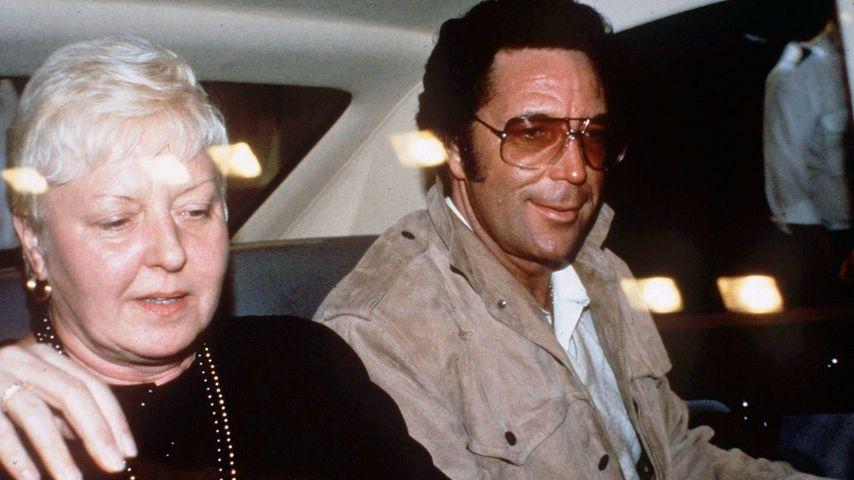 Tom Jones mit seiner verstorbenen Ehefrau Melinda