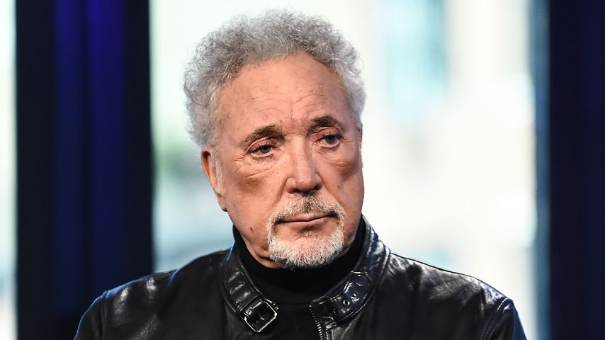 Schwere Erkrankung in der Familie: Tom Jones sagt Tour ab