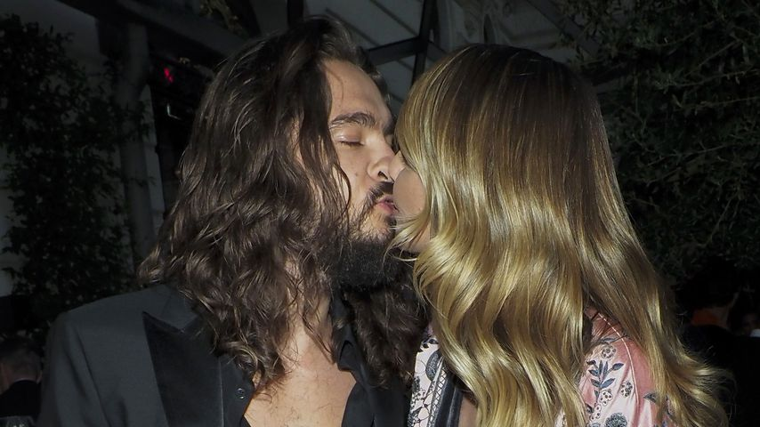 Tom Kaulitz und Heidi Klum im Juni 2019