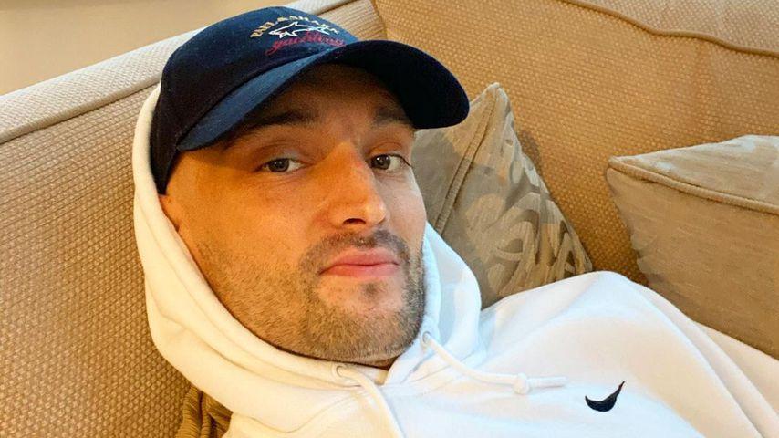 Nach Gehirntumor-Diagnose: Tom Parker meldet sich mit Update