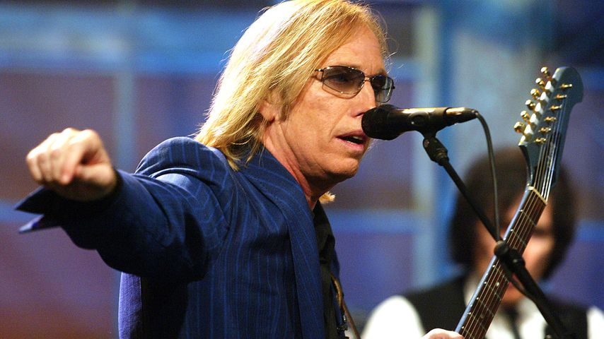 Tom Petty performt mit den Heartbreakers, 2003