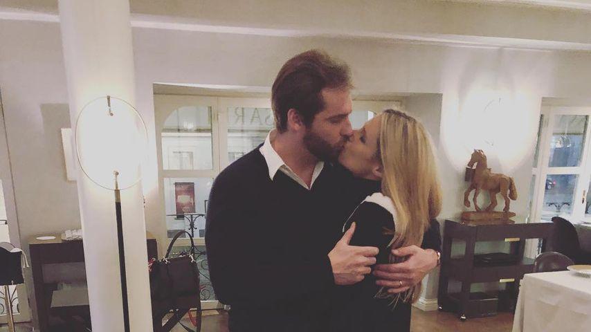 Rosenmeer am B-day: So süß gratuliert Tomaso seiner Michelle