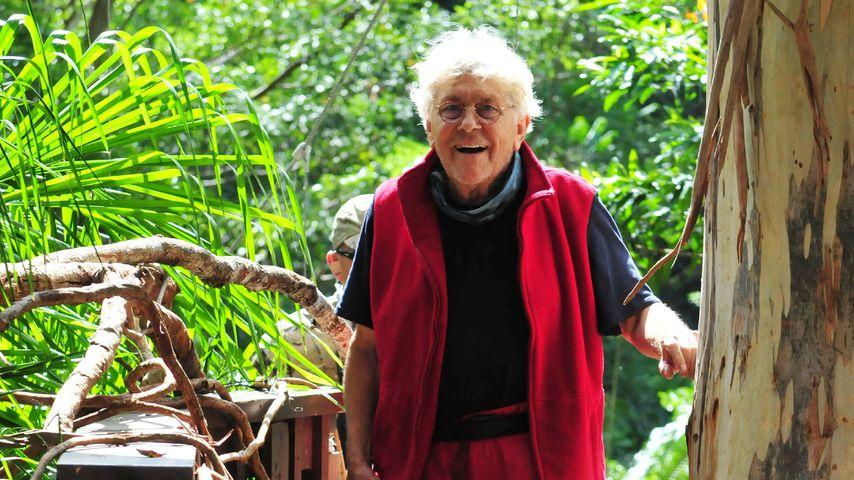Tommi Piper bei seinem Auszug aus dem Dschungelcamp 2019