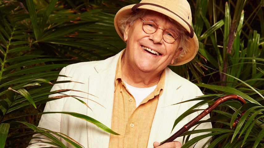 Tommi Piper (77) will im Dschungel unbedingt nackt duschen!