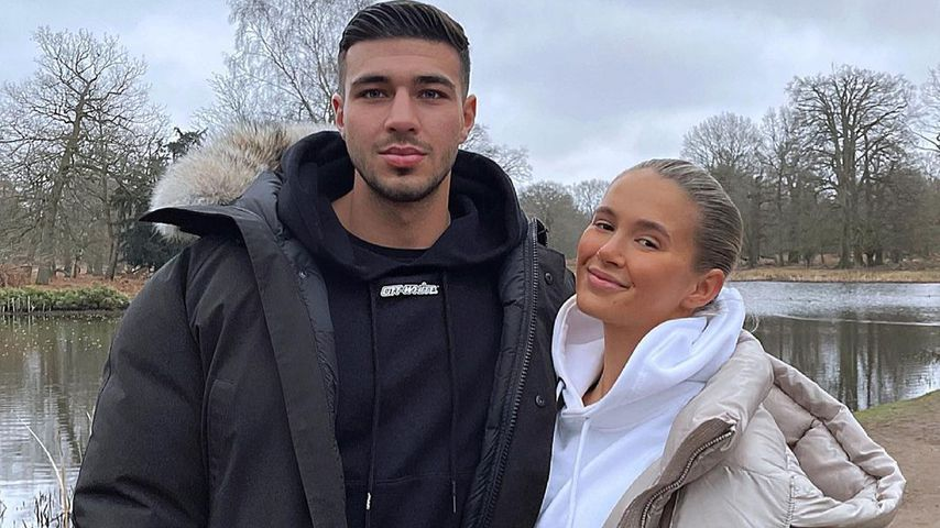 Tommy Fury und Molly-Mae Hague