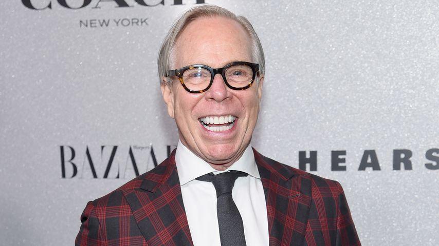 Tommy Hilfiger 2018 auf einer Fashion Gala in New York