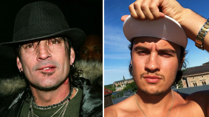 Tommy Lee schlechter Dad? Sohn macht Anti-Vatertags-Ansage
