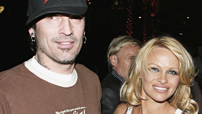 Tommy Lee und Pamela Anderson