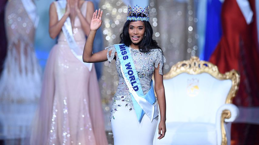 "Toni-Ann Singh, ""Miss World 2019"""