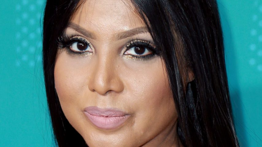 "Toni Braxton auf den ""2017 Soul Train Awards"""
