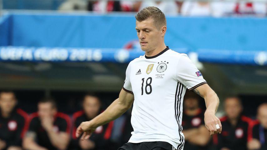 DFB-Star Toni Kroos: Erfolgs-Kicker mit extra großem Herz!