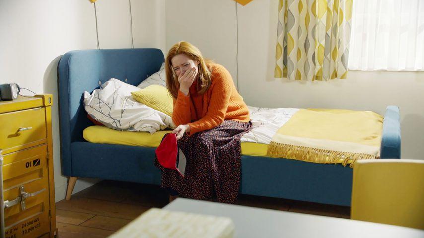 Schock-Trennung bei GZSZ: Olivia Marei vergoss echte Tränen!