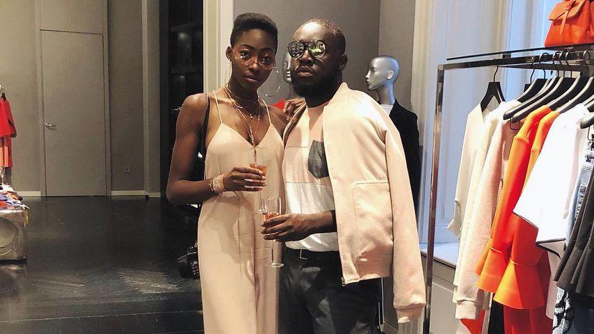 Geheimnisvoll: Was geht bei GNTM-Toni und YouTuber Yeboah?