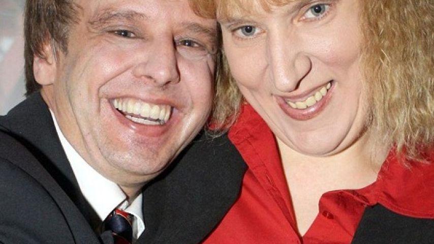 Tony Marony mit seiner Ehefrau Melanie