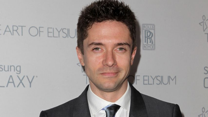 Topher Grace bei der The Art of Elysium's 8th Annual Heaven Gala