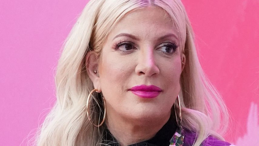 Tori Spelling beim  Beverly Hills 90210 Costume Exhibit Event, August 2019